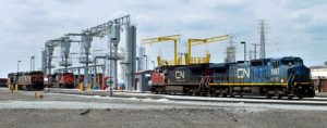 CN Railroard - Fueling Station 3