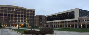 St. Mary Medical Center - Surgical Pavilion 4172 - Exterior 3